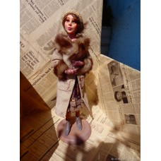 Author's doll Frenchwoman